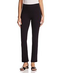 Tory Burch Stacey Flare Ankle Pants Black