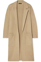 J.Crew Rory Knitted Cardigan Camel