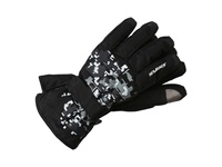 Seirus Soundtouch Jr Digi Glove Black Gray Extreme Cold Weather Gloves