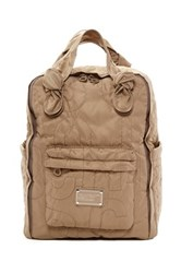 Marc By Marc Jacobs Pretty Nylon Knapsack Gray