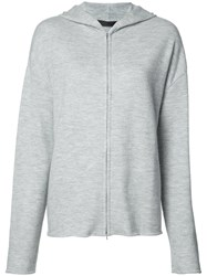 Calvin Klein Hooded Sweatshirt Grey