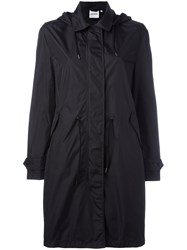 Aspesi Oversized Coat Black