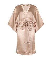 Stella Mccartney Lingerie Clara Whispering Short Robe Female