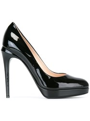 Fendi Stiletto Pumps Black