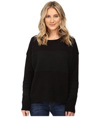 Hurley Avery Pullover Sweater Black Women's Sweater