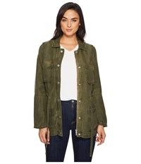 Ag Adriano Goldschmied Carell Jacket Sulfur Desert Pine Coat Olive