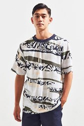 Native Youth Tropic Camo Tee Multi