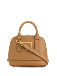 Furla Fantastica Mini Tote Neutrals