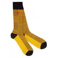 London Sock Company Ottaway Mustard
