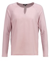 More And More Long Sleeved Top Milky Rose