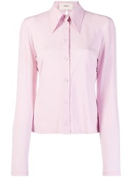 Ports 1961 Cut Out Shirt Pink