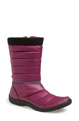 Women's Easy Spirit 'Kingsland' Boot Dark Purple