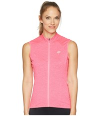 Pearl Izumi Select Escape Sleeveless Jersey Screaming Pink Clothing
