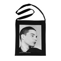 Raf Simons Tote Bag Black