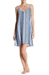 Pj Salvage Coastal Dress Blue
