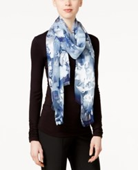 Styleandco. Style And Co. Garden Burnout Wrap Only At Macy's Sky