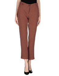 True Tradition Trousers Casual Trousers Women Maroon