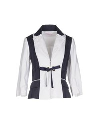 Clips More Suits And Jackets Blazers Women White