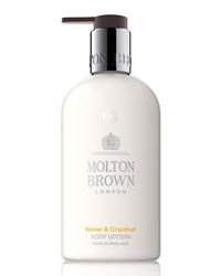 Molton Brown Vetiver And Grapefruit Body Lotion 10 Oz. 300 Ml