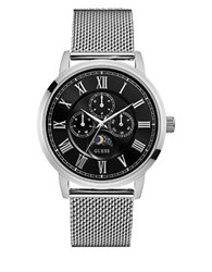 Guess Delancy Stainless Steel Bracelet Watch Silver