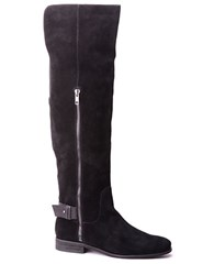 Splendid Polly Suede Boots Black