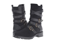 Spring Step Calmon Black Women's Pull On Boots