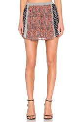 Ulla Johnson Remy Skirt Red