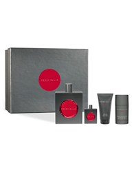 Perry Ellis Red Four Piece Gift Set No Color