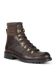 Andrew Marc New York Chester Wool Cuff Boots Caron