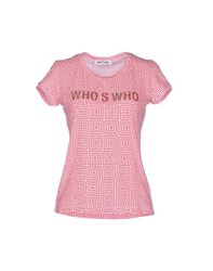 Who S Who Topwear T Shirts Women