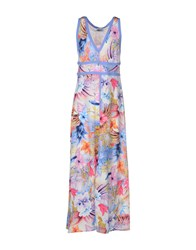 Christies Dresses Long Dresses Women Pastel Blue