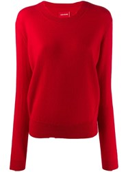 Zadig And Voltaire Life C Sweatshirt Red