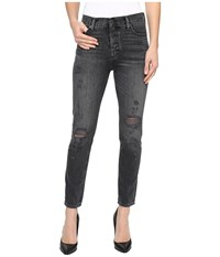 Lucky Brand Bridgette Skinny Jeans In Crash Crash Women's Jeans Blue