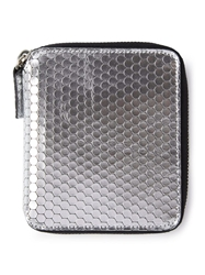 Ab A Brand Apart Metallic Textured Purse