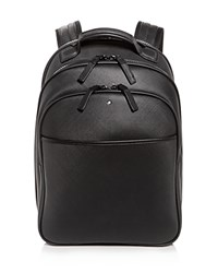 Montblanc Extreme Leather Backpack Small Gray