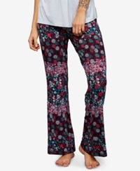 A Pea In The Pod Maternity Pajama Pants Multi Floral
