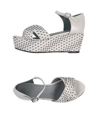 Avril Gau Sandals White