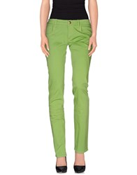 Re.Bell Trousers Casual Trousers Women Green