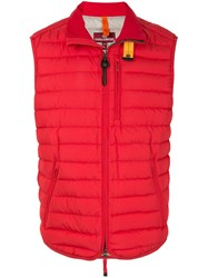 Parajumpers Padded Zipped Vest 60