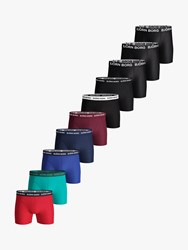 Bjorn Borg Trunks Pack Of 9 Multi