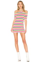 Obey Coco Dress Yellow