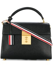 Thom Browne Unstructured Mrs. 32X23x11 Cm With Red Black