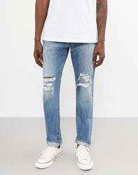 Levi's Red Tab 511 Slim Fit Old Boy Jeans Blue