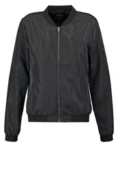 Only Onllinea Bomber Jacket Black