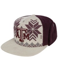 Top Of The World Texas A And M Aggies Christmas Sweater Strapback Cap