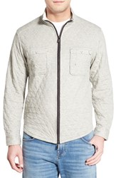 Men's Tommy Bahama 'Greenwich' Quilted Zip Front Jacket