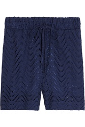 Victoria Beckham Broderie Anglaise Shorts