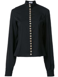 Christophe Lemaire Fitted Shirt Black