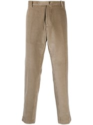 Dell'oglio Tapered Corduroy Trousers 60
