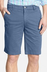 Ag Jeans Men's 'Griffin' Chino Shorts Shadow Grey